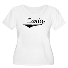 Zaria Vintage (Black) T-Shirt