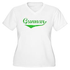 Gunnar Vintage (Green) T-Shirt