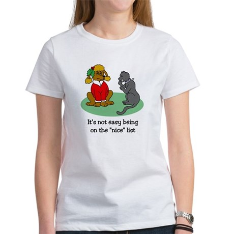 Funny Christmas Women's T-Shirt
