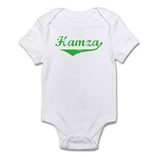 Hamza Vintage (Green) Infant Bodysuit