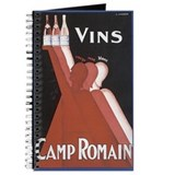 Vintage Camp Romain Wine Adve Journal