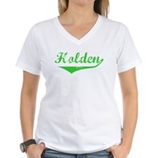 Holden Vintage (Green) Shirt