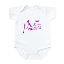Syria princess Infant Bodysuit