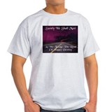 Trudge The Road T-Shirt Grey