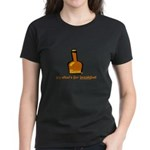 Rum For Breakfast Tran Women's Dark T-Shirt