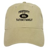 Property of Tatum Family Cap
