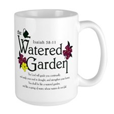 Watered Garden Coffee Mug
