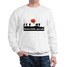 Flanders Fields 1914-1918 Sweatshirt