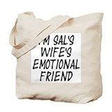 Sal's Wife's  Tote Bag