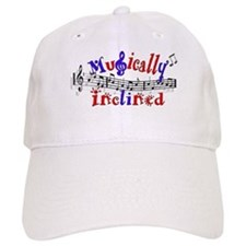 Musically Inclined Baseball Cap