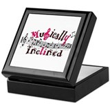 Musically Inclined Keepsake Box