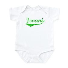 Jovani Vintage (Green) Infant Bodysuit