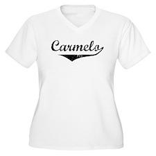 Carmelo Vintage (Black) T-Shirt