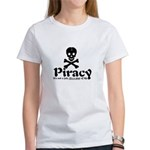Piracy Women's T-Shirt