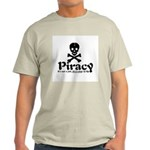 Piracy Light T-Shirt