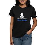 Pirate Name Women's Dark T-Shirt