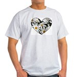 Daisy Heart Light T-Shirt