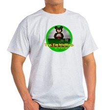 Bluffing Bear T-Shirt