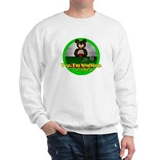 Bluffing Bear Sweatshirt