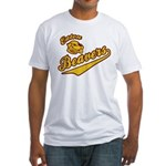 Eaton Beavers Fitted T-Shirt