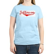 Jefferson Vintage (Red) T-Shirt