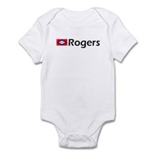 Rogers Infant Bodysuit