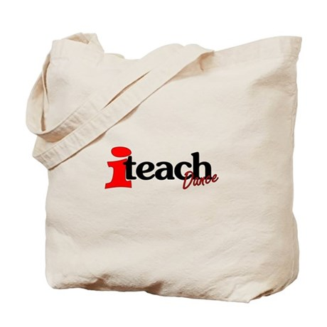 i teach dance Tote Bag