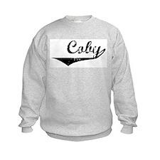 Coby Vintage (Black) Sweatshirt