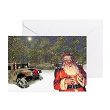 Military Silent Night Greeting Cards (Pk of 10)