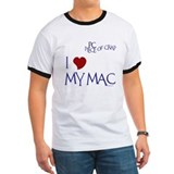 I LOVE MY MAC T
