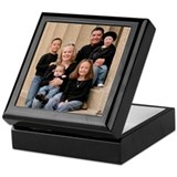 Garcia Family 2007 Keepsake Box