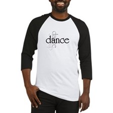 Dance Shadows Baseball Jersey