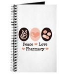 Peace Love Pharmacy Pharmacist Journal