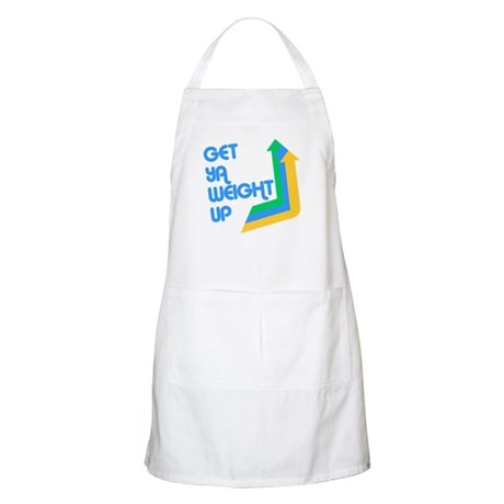 Get Ya Weight Up BBQ Apron