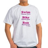 Triathlon Mommy T-Shirt