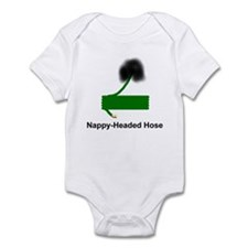 Nappy Headed Hose Infant Bodysuit