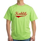 Kahlil Vintage (Red) T-Shirt