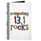 Completing 13.1 Rocks Marathon Journal