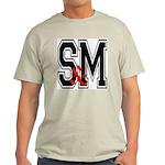 S&M Ash Grey T-Shirt