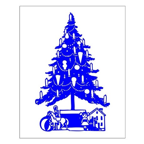 Christmas Tree Small Poster
