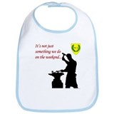 Not just Blacksmithing Bib