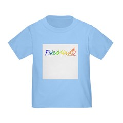 """FabUUlous"" Toddler T-Shirt"