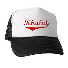 Khalid Vintage (Red) Trucker Hat