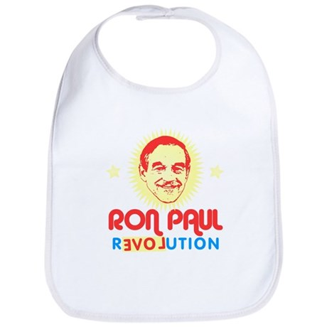 Ron Paul 2012 Bib