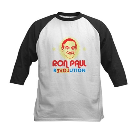 Ron Paul 2012 Kids Baseball Jersey