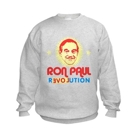Ron Paul 2012 Kids Sweatshirt