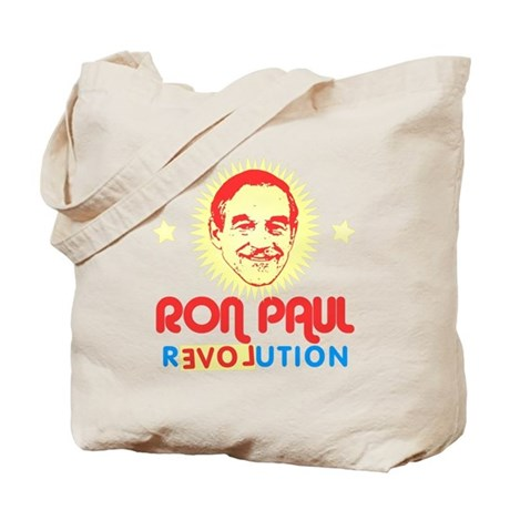 Ron Paul 2012 Tote Bag