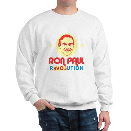 Ron Paul 2012 Sweatshirt