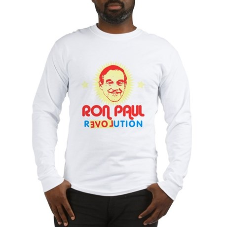 Ron Paul 2012 Long Sleeve T-Shirt
