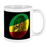 Reggae Lion Light Mug